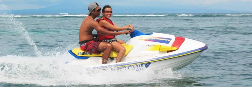 Bali Water Sports | Jet Ski | Bali Golden Tour