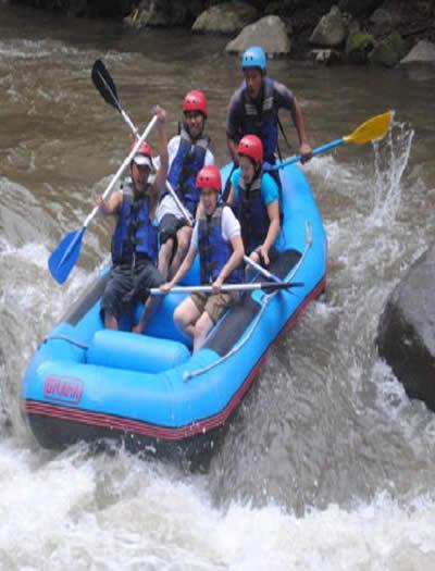 Ayung River Rafting   Bali Rafting Tour