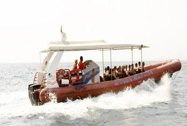 Bali Cruise Tour | Bali 3 Island Ocean Rafting Cruise | Bali Activities Tour | Bali Golden Tour
