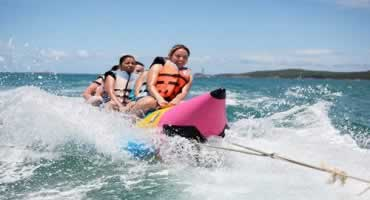 Bali Water Sports Tour | Bali Water Sports, Horse Riding and Spa Tour Packages | Bali Golden Tour