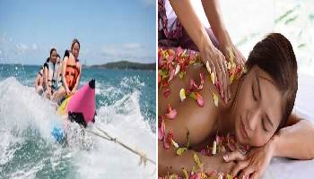 Bali Water Sports and Spa Packages Tour | Bali Double Activities Tour Packages | Bali Golden Tour