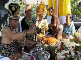 Balinese Wedding Ceremony | Bali Travel Information | Bali Golden Tour
