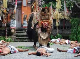 Barong Dance | Bali Travel Information | Bali Golden Tour