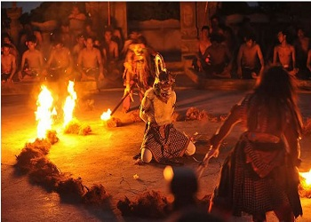 FIRE DANCE | BALI INFORMATION SITE | Bali Golden Tour