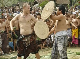 Perang Pandan Tradition | Bali Travel Information | Bali Golden Tour