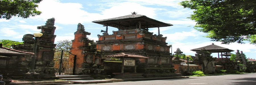 Jagat Natha Temple | Bali Interest Place | Bali Golden Tour