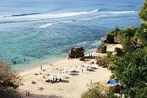 Padang Padang Beach | Labuan Sait Beach