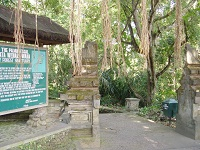 ENTRANCE UBUD MONKEY FOREST | SACRED MONKEY FOREST | BALI INTEREST PLACE | BALI GOLDEN TOUR