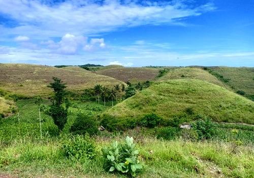 Telletubies Hill | Bali East Nusa Penida Tour | Bali Golden Tour