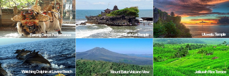 BALI ROUND TRIP 7 DAYS AND 6 NIGHTS TOUR | BALI GOLDEN TOUR