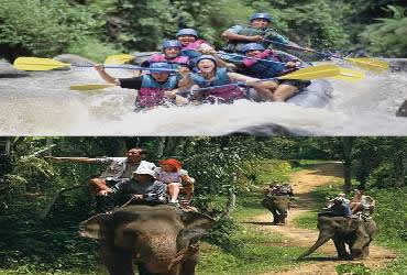Bali Double Activities Tours Packages | Bali Tours