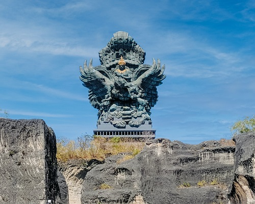 GOD OF WISNU  | GARUDA WISNU KENCANA | BALI INTEREST PLACE | BALI GOLDEN TOUR