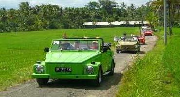 VW Safaris Bali Tours | Bali Tour