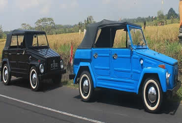 Bali VW Safari Triple Adventure Tour Packages | Bali Golden Tour